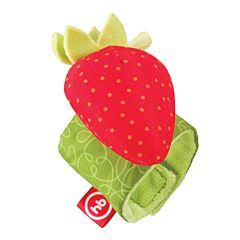 Погремушка Happy Baby Funny Strawberry