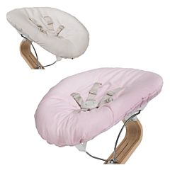 Матрасик для кресла-шезлонга Evomove Nomi Baby (Розовая пудра)