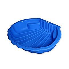 Песочница Macyszyn Ракушка (Синий)