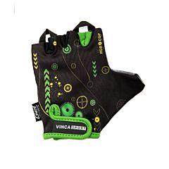Велоперчатки Vinca Sport для ребенка 2-3 лет (робокоп)