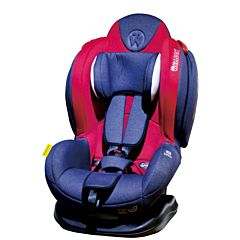 Автокресло Welldon Smart Sport SideArmor & CuddleMe Jean