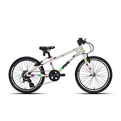 """Детский велосипед Frog Bikes 52 20"""" (цветной горошек)"""