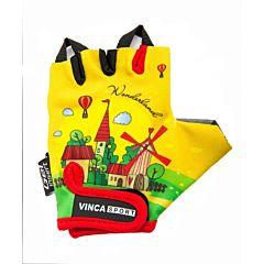 Велоперчатки Vinca Sport для ребенка 3-5 лет (город)