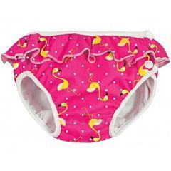 Подгузники-трусики для купания ImseVimse Pink Flamingo