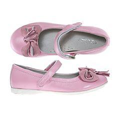 Туфли детские Kakadu 4354B для девочек (розовые)