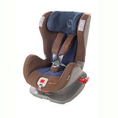 Автокресло Avionaut Glider Softy (коричневый/синий)