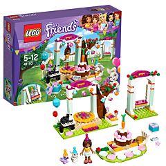 Конструктор Lego Friends 41110 Подружки День рождения