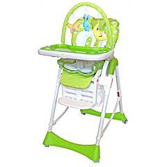 Стульчик для кормления ForKiddy Magic Toys (зеленый)