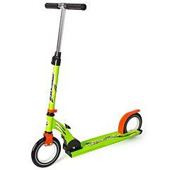 Самокат Small Rider Revolution (зеленый/оранжевый)