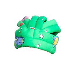 Шапка-шлем противоударная Baby Bum (зеленый)