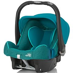 Автокресло Britax Romer Baby-Safe Plus II SHR Green Marble Trendline