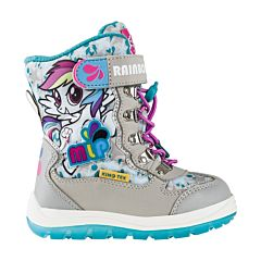 Сапоги детские My Little Pony 5762B для девочек (серые)