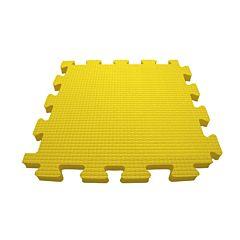 Мягкий пол Babypuzz 100*100*1.5 (желтый)