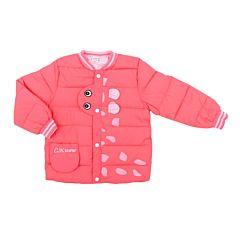 Куртка демисезонная Fun Time E19707 (розовая)