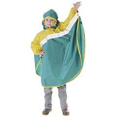 Дождевик детский Чудо-Чадо Светлячок (р.122-128) (Желто-зеленый)