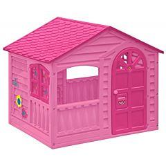 Игровой домик Palplay 360 (Розовый)