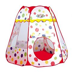 Детская палатка Yongjia Конфетти Конус высокий