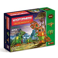 Конструктор Magformers Walking Dinosaurs Set