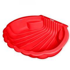 Песочница Macyszyn Ракушка (Красный)