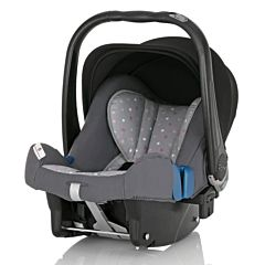 Автолюлька Romer Baby-Safe plus II (pink starlite)