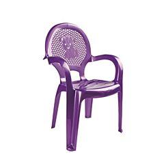 Стульчик детский Dunya Plastik (фиолетовый)