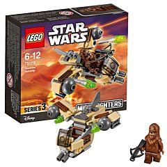 Конструктор Lego Star Wars 75129 Звездные войны Боевой корабль Вуки