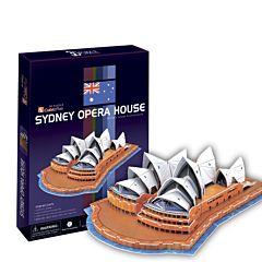 Игрушка CubicFun Сиднейский Оперный Театр (Австралия)