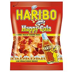 Мармелад Haribo Happy Cola 140 гр