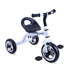 Трехколесный велосипед Bertoni Lorelli A28 (белый)