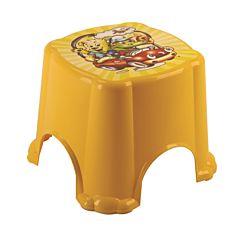 Табурет детский Dunya Plastik (желтый)
