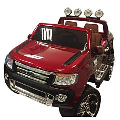 Электромобиль Coolcars Ford Ranger (красный)