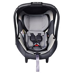 Автолюлька Welldon Diadem Isofix (grey)