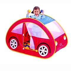 Детская палатка Calida с шарами Машина