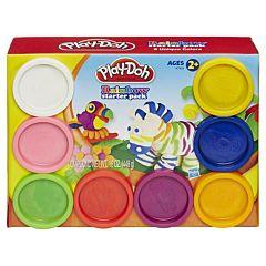Набор пластилина Play-Doh из 8 баночек