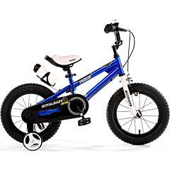 "Детский велосипед Royal Baby Freestyle Steel 14"" (синий)"