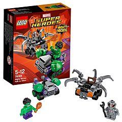 Конструктор Lego Super Heroes 76066 Супер Герои Халк против Альтрона