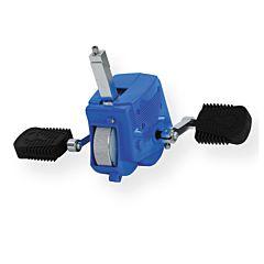 Комплект педалей для беговела JD Bug (синий)