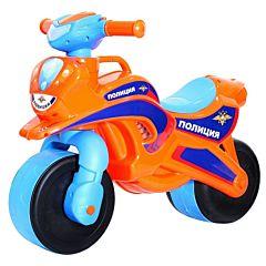 Беговел-мотоцикл RT Motobike Police (оранжевый)
