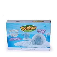 Кинетический песок Bubber 15oz Box-White