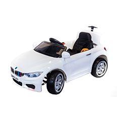 Электромобиль ToyLand BMW 3PB807 (белый)