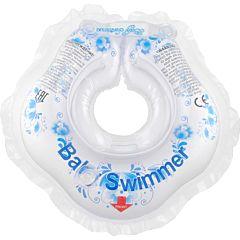 Круг для плавания Baby Swimmer BS02-O 3-12кг