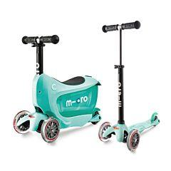 Самокат Micro Mini 2go Deluxe (ментол)