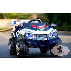 Электромобиль TjaGo 818TC с пультом управления (синий)