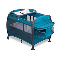 Манеж-кровать Joovy Room New (синий)
