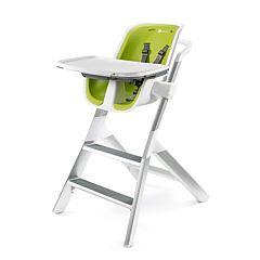 Стульчик для кормления 4moms High-chair (бело-зеленый)