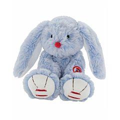 Мягкая игрушка Kaloo Заяц Руж маленький (Голубой)