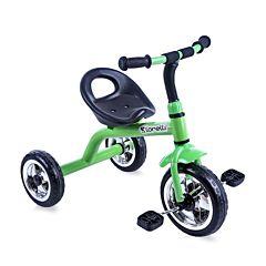 Трехколесный велосипед Bertoni Lorelli A28 (зеленый)