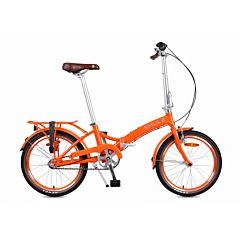 Велосипед складной Shulz Goa Coaster (2017) оранжевый