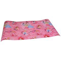 Развивающий коврик Yurim Disney с тубусом 200х150х1см (Принцессы)