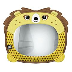 Зеркало для контроля за ребенком Benbat Travel Friends Лев